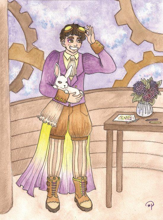 Philéas steampunk
